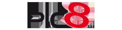 Logo  Pic8 Srl