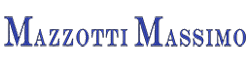 Vendeur: Mazzotti Massimo