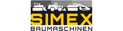 Vendeur: Simex Baumaschinenhandel GmbH