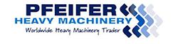 Vendeur: Pfeifer Heavy Machinery